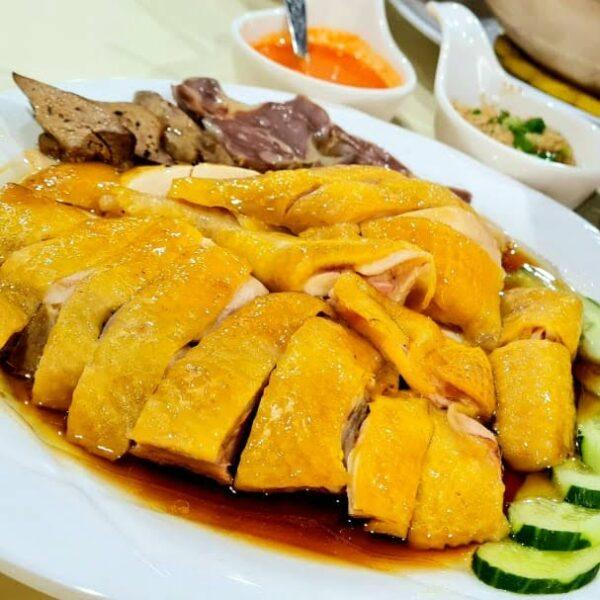 Ah Lau Food King   AL ChickenRice1