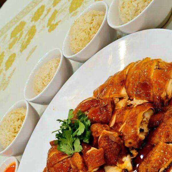 Ah Lau Food King | AL ChickenRice13