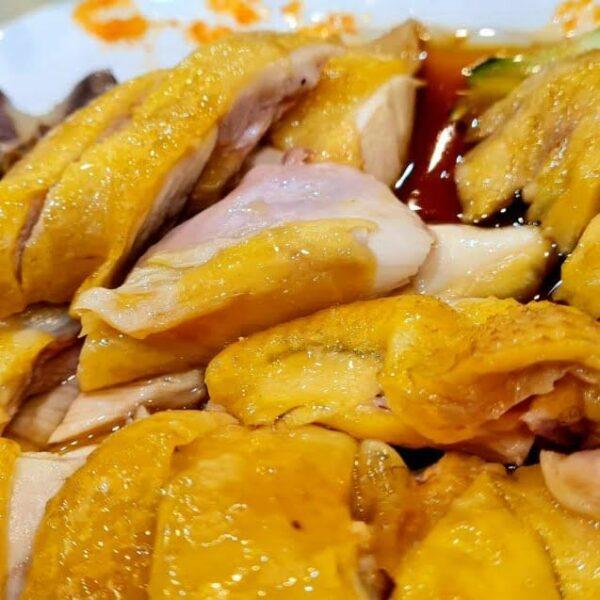 Ah Lau Food King   AL ChickenRice2