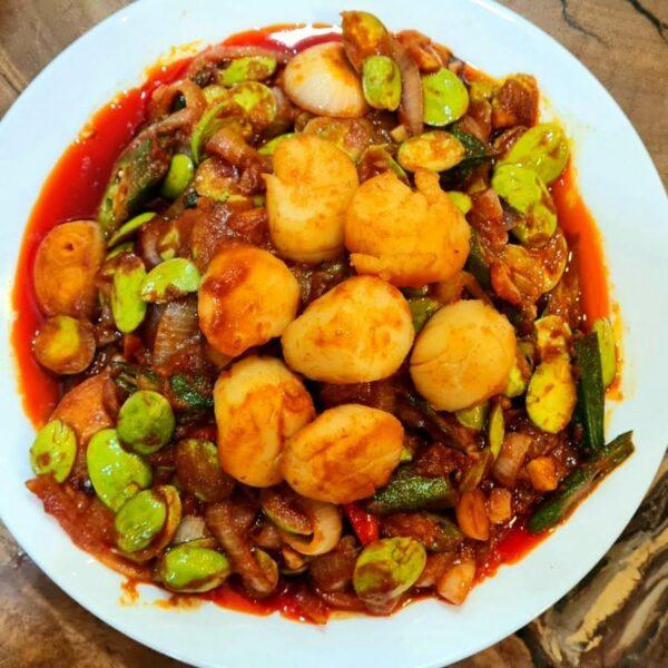 Ah Lau Food King | AL Scallops1