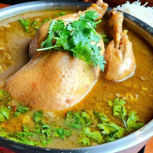 Ah Lau Food King | AL SupKambing3