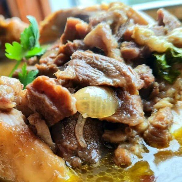 Ah Lau Food King | AL SupKambing4