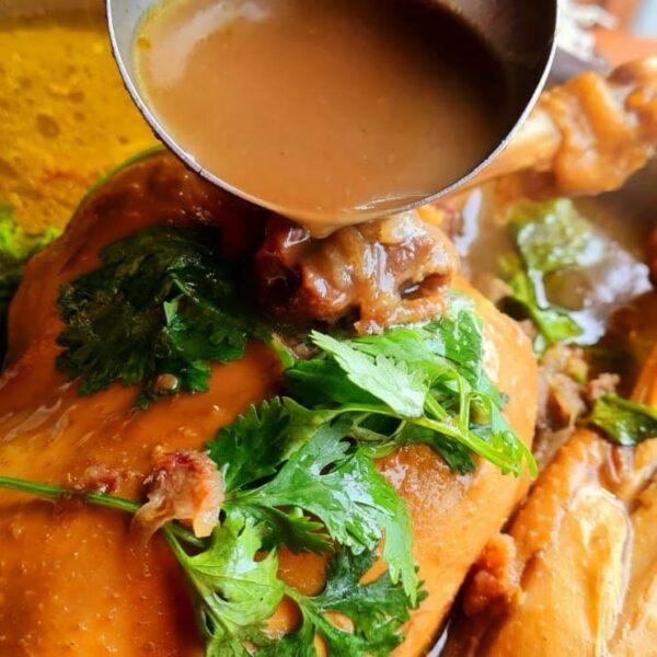 Ah Lau Food King | AL SupKambing6