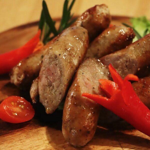Ah Lau Food King | German Sausage2