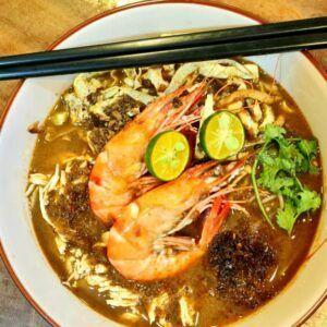 Sarawak Laksa by Ah Lau Food King
