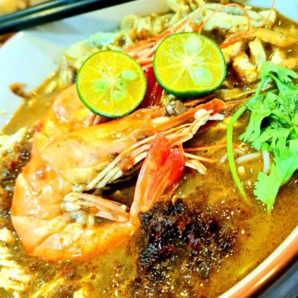 Ah Lau Food King | Laksa Sarawak2