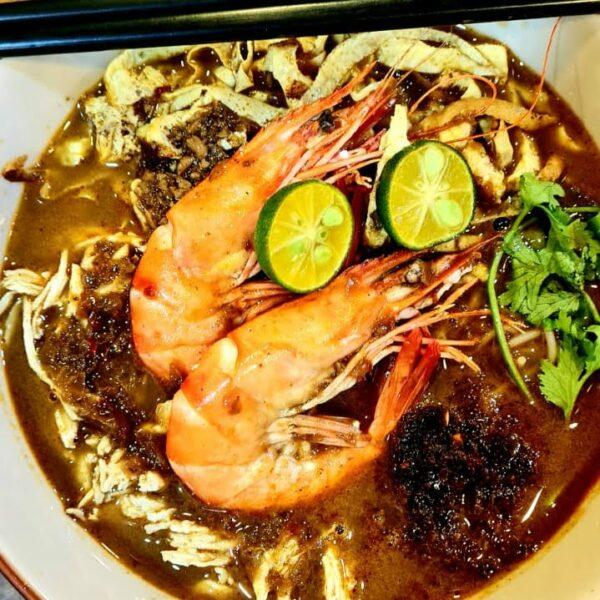 Ah Lau Food King | Laksa Sarawak3