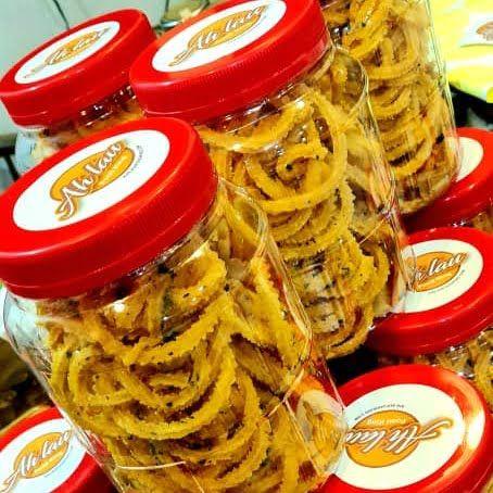 Ah Lau Food King | Muruku SaltedEgg2