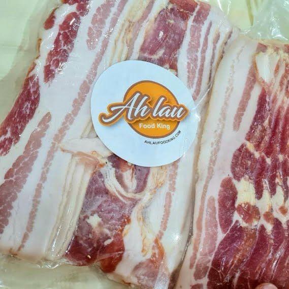 Ah Lau Food King | Sakura PorkBacon2