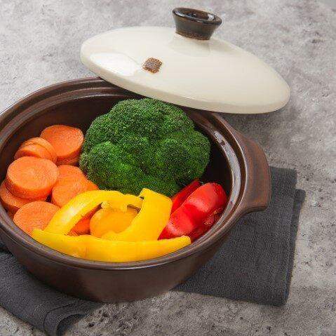Ah Lau Food King | Vegetable steam resized e1630022726953