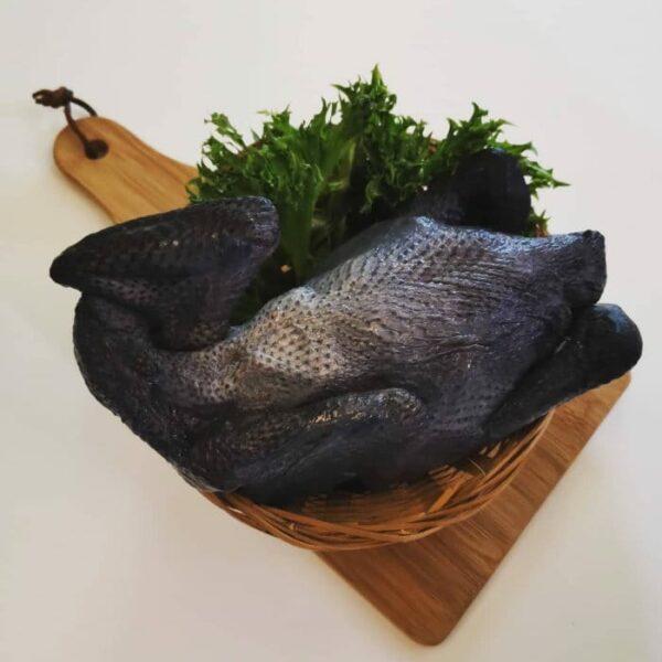Ah Lau Food King | black chicken 1