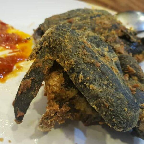 Ah Lau Food King | black chicken 6