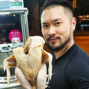 Ah Lau Food King   chicken 8