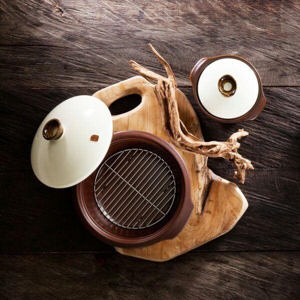 Ah Lau Food King | healing cookers nice top shot square