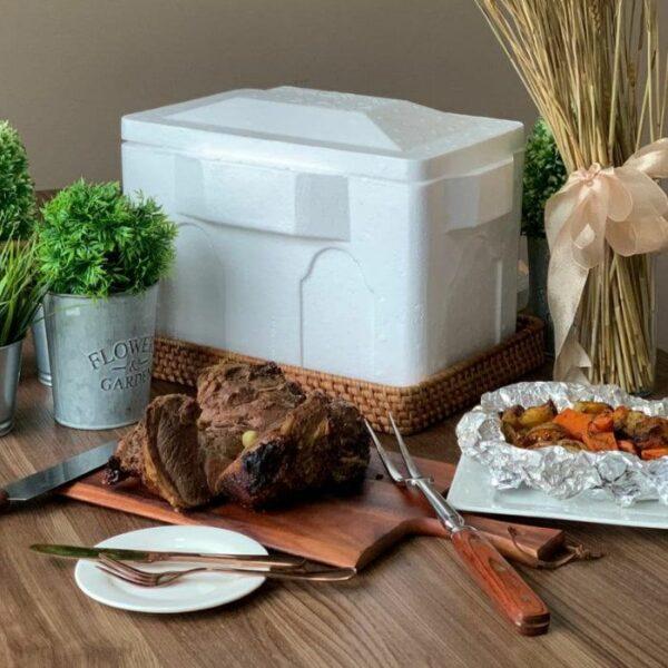 Ah Lau Food King   lamb 8