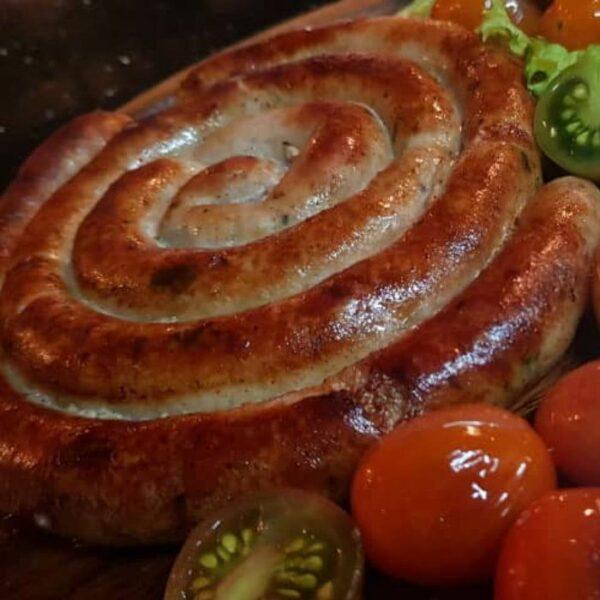 Ah Lau Food King | pork sausage 1