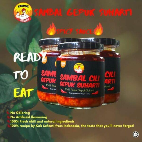 Ah Lau Food King | sambal gepuk 0