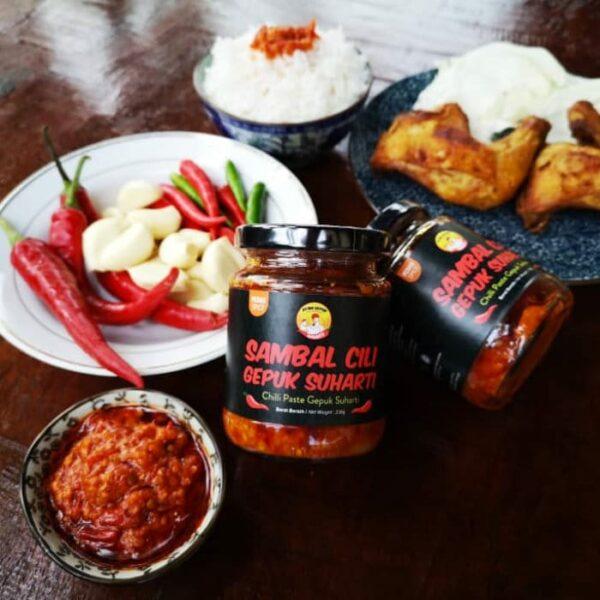 Ah Lau Food King | sambal gepuk 2