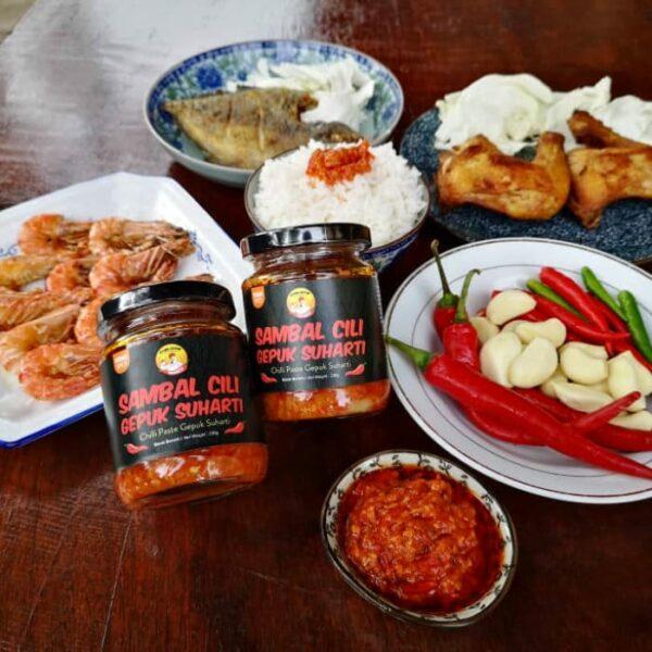 Ah Lau Food King | sambal gepuk 3
