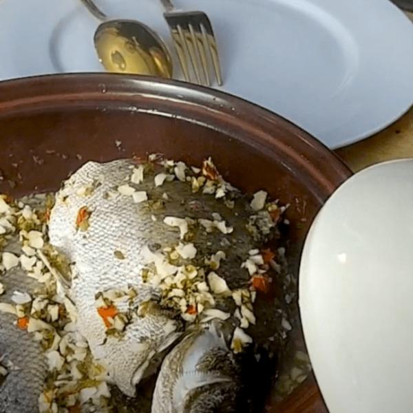 Ah Lau Food King | steam fish thai style e1630022747177